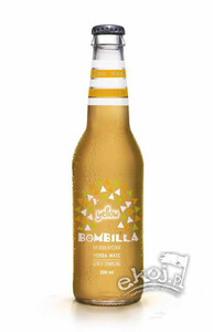 Bombilla Yellow musująca yerba 330ml Drink2me